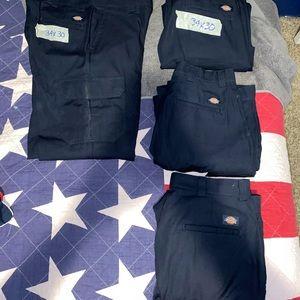 Dickies men's work pants